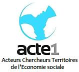 Acte1 – Acteurs Chercheurs Territoires de l'Economie sociale